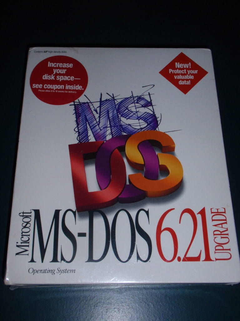 ms dos 6.21