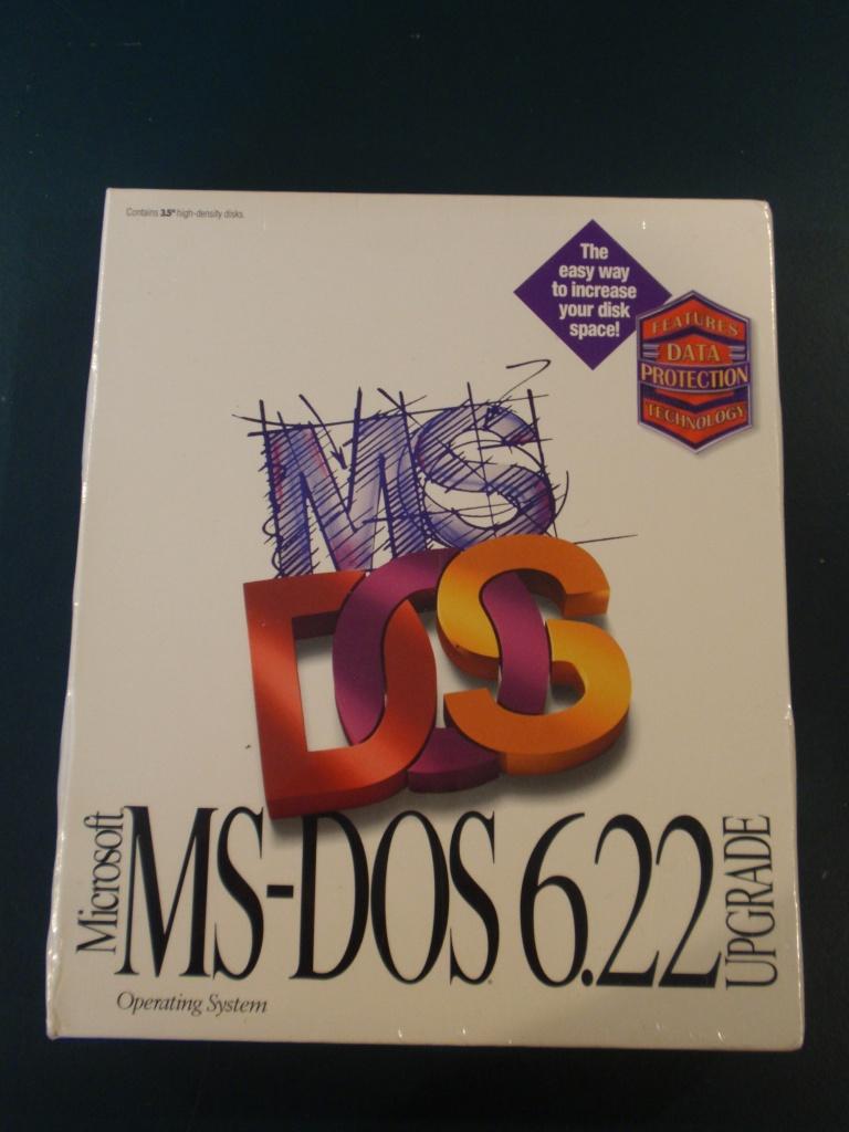 microsoft dos 6.22