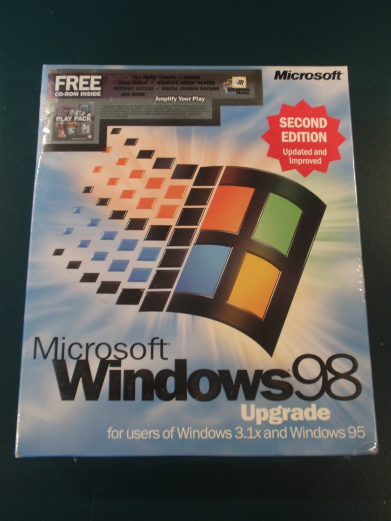 Windows update for windows 98se