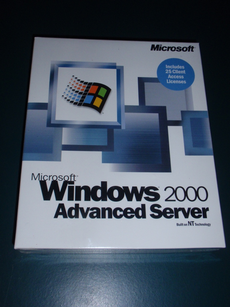 Microsoft Windows 2000 Advanced Server