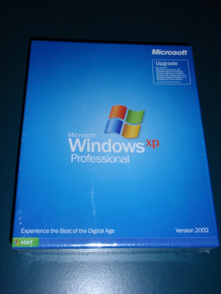 windows xp by microsoft